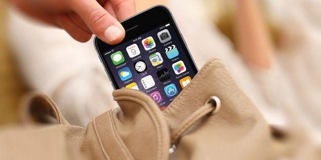 Como obter o seu iphone roubado de volta ao caminho certo