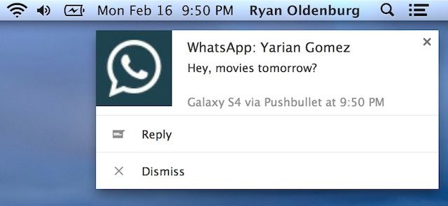 whatsapp-pushbullet-notificação
