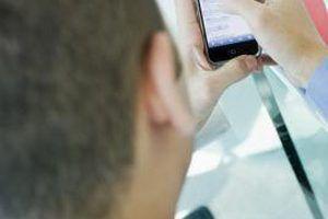 O recurso GPS de um iPhone pode ajudar a localizar o dispositivo perdido.