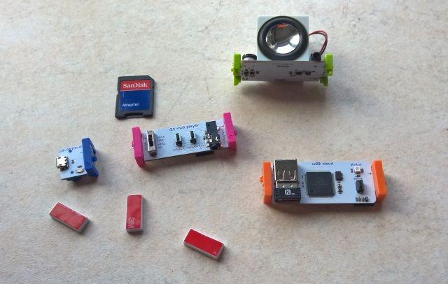 MUO-smartphone emailalert-LittleBits-módulos