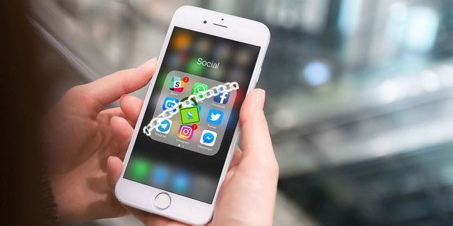 Como fazer todas as suas contas de mídia social privado