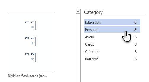 Microsoft Word - Cartão Index Categoria