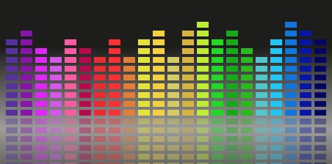 streaming de música equalizador