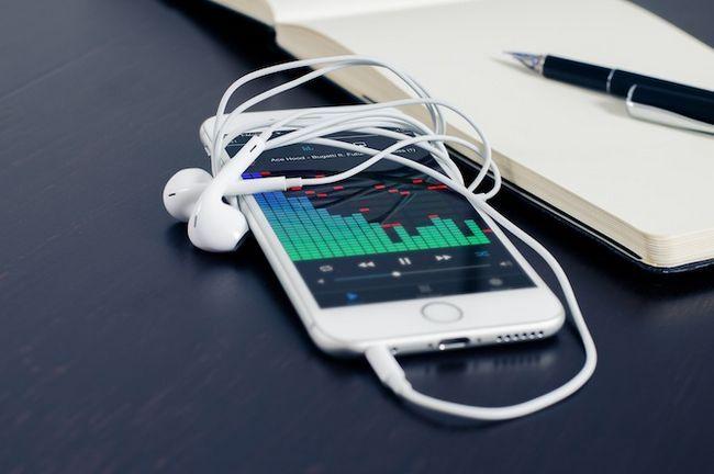 streaming de música telefone app qualidade