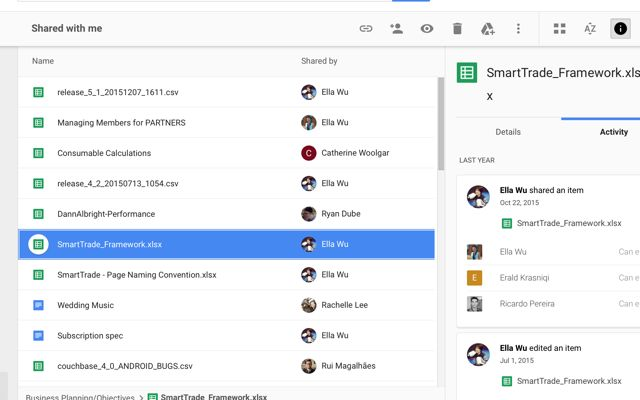 google-drive-revision-história