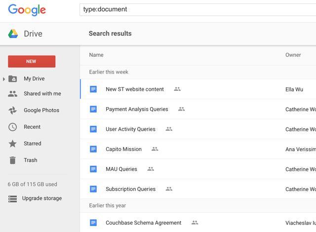 Google-unidade-tipo_de_arquivo