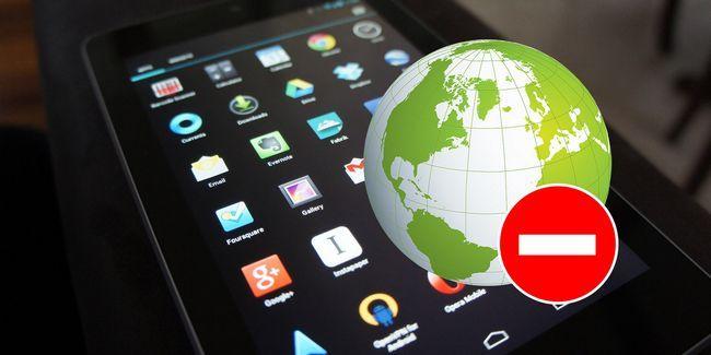 Como evitar qualquer app de usar dados móveis no android