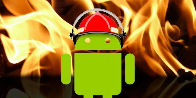 Como prevenir o seu telefone android do superaquecimento