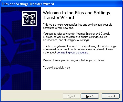 GORDURAS Wizard - reinstalar o Windows sem perder programas