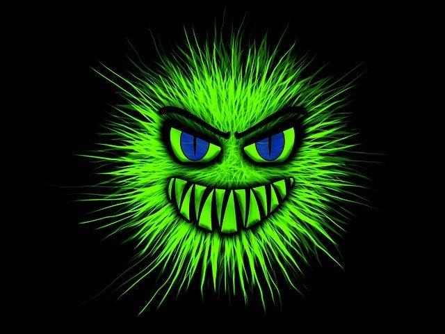 Android-remove-virus-sem-fábrica redefinir-virus-ilustração