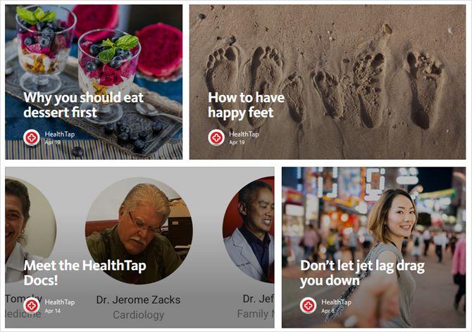 healthtap blog na web