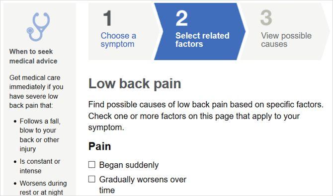 mayo sintomas clínicos web