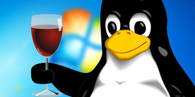 Como executar aplicativos do windows e jogos com vinho linux