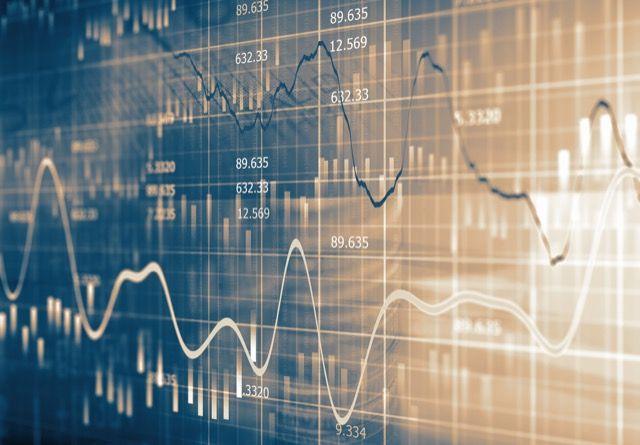de taxa de juro-flutuações