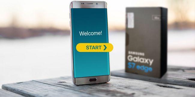 Como configurar seu novo telefone android