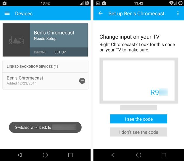 Chromecast-Mobile-Setup
