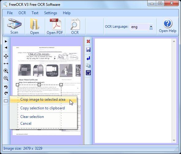 melhor software ocr