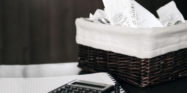 Como cortar suas despesas domésticas em 7 passos fáceis