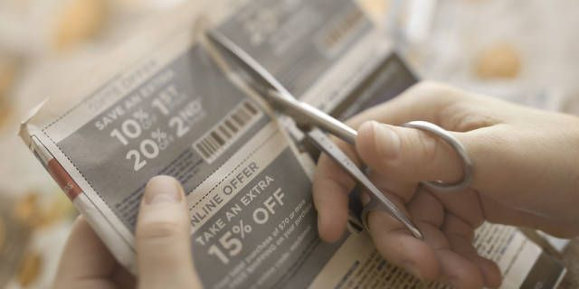 cut-domésticos as despesas-cupons
