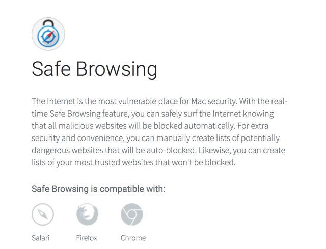 MacKeeper-safe-navegação