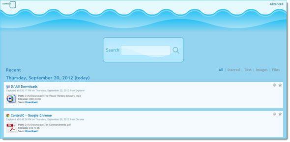 clipboard on-line