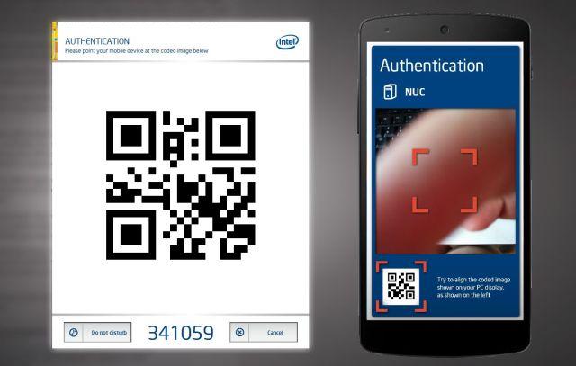 how-to-use-android-phone-tablet-as-rato-teclado-trackpad para-windows-Intel-Remote-teclado-qr-code