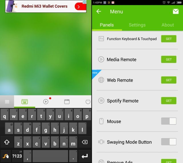how-to-use-android-phone-tablet-as-rato-teclado-trackpad-para-windows-Remote-Mouse-Teclado-unlock
