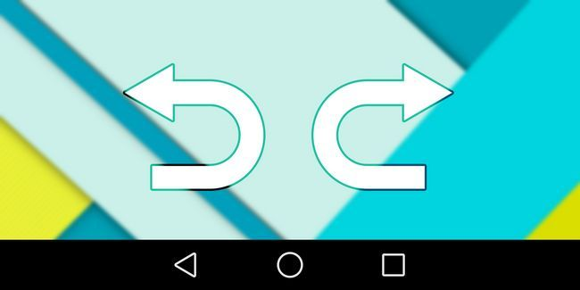 Como desfazer e refazer texto em android, e muito mais