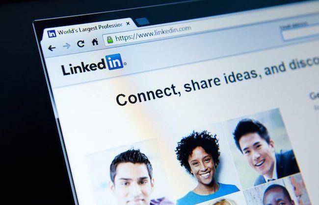 página web linkedin