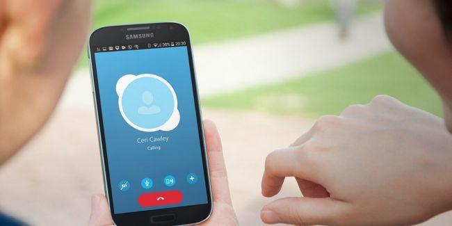 Como usar o skype no android para iniciantes