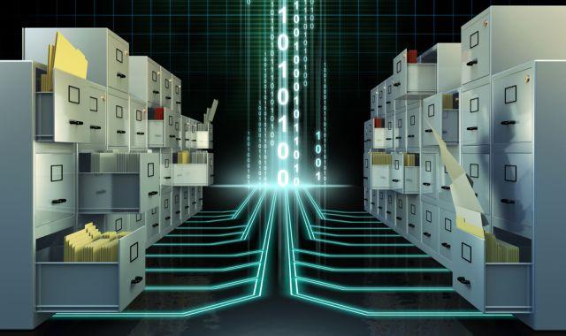 Sistema de Arquivo Digital