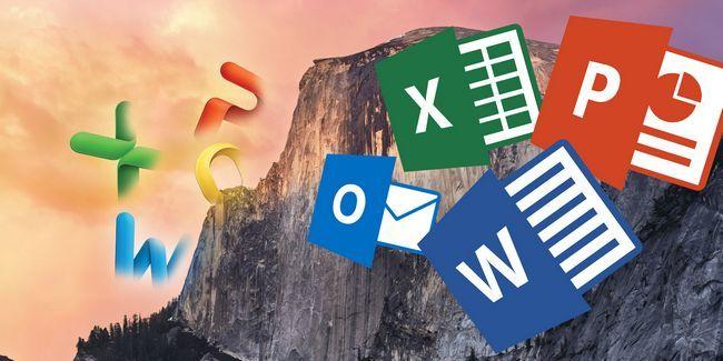 O que há de novo no office para mac 2016? Baixá-lo e descobrir
