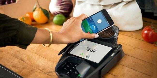 É pay android melhor do que seu cartão de crédito sem contato?