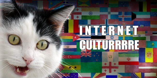 Cultura internet é diferente em outros países?