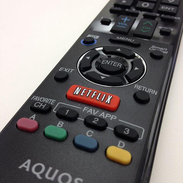 Netflix-remote-control