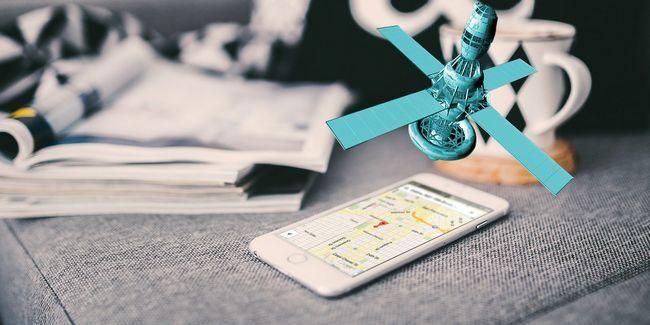 É hora de parar de desativação gps em seu iphone