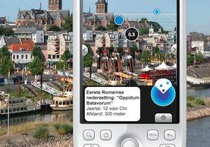 Layar - uma realidade versátil aumentada para iphone e android