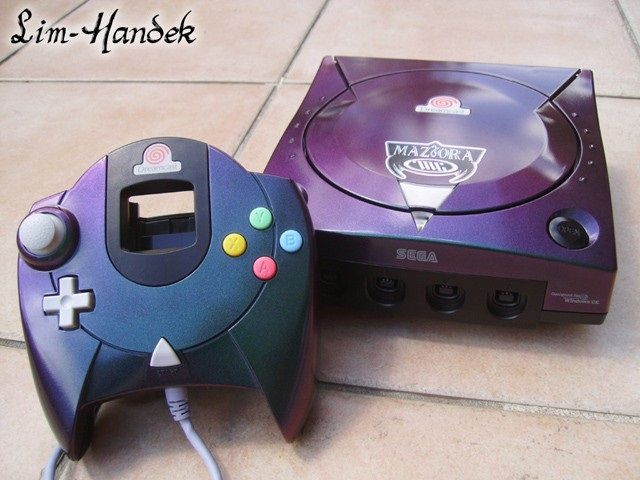 Maziora Dreamcast