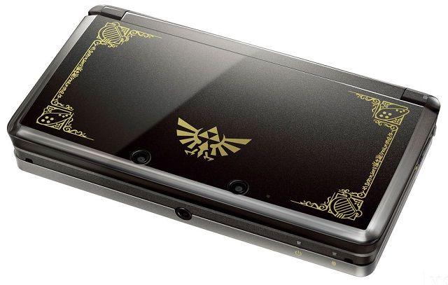 Legend of Zelda 3DS