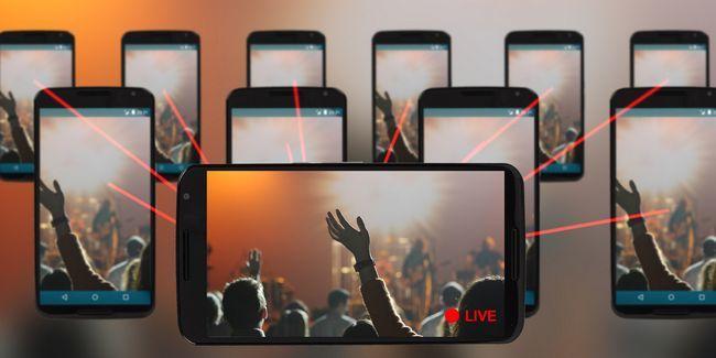 Livestream android: 5 razões para fazê-lo e como começar