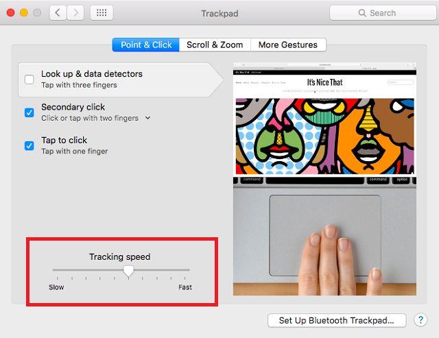 mac-tracking-speed