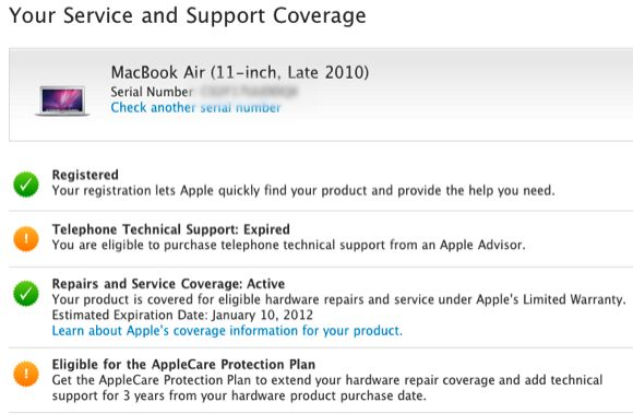 fatos de produtos da Apple