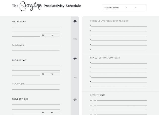 Novas anos de resoluções-sites-Enredo-Produtividade-Horário