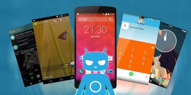 Mais dos melhores temas cyanogenmod gratuitos
