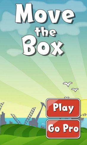 mover a caixa