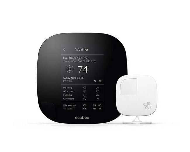ecobee3 termostato inteligente
