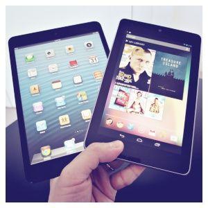 Nexus 7 vs capas mini-: uma avaliação comparativa
