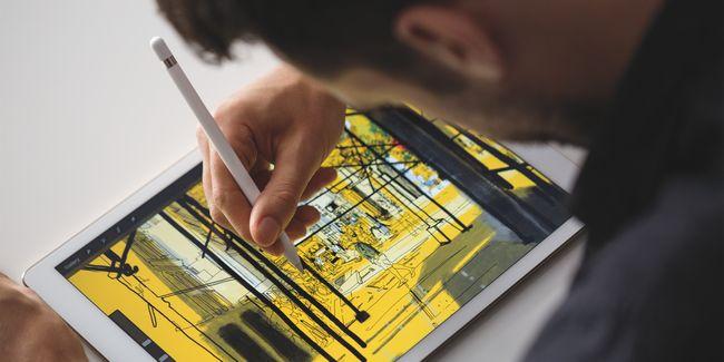 Por que o pro ipad não é apenas uma maior ipad