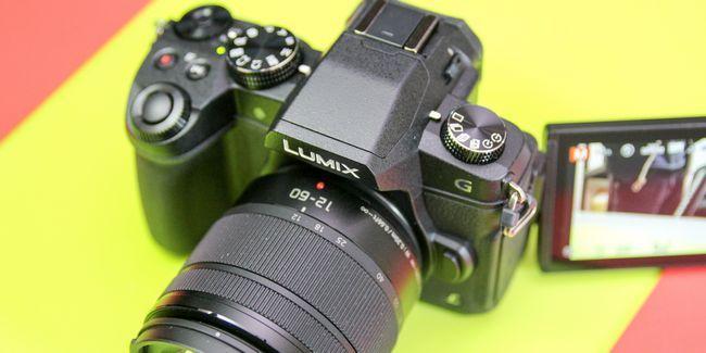 Panasonic lumix dmc-g80 / g85 revisão