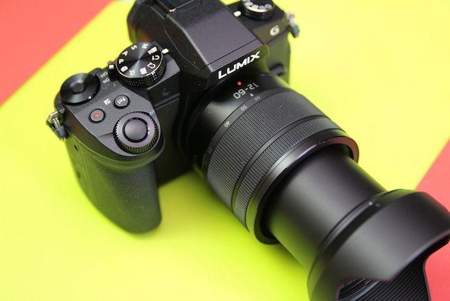 Panasonic G80 Kit Lens